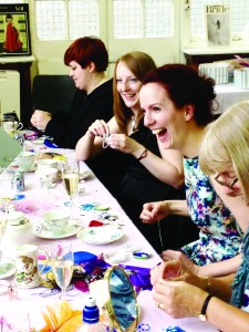 Glam Hatters' Hen Party