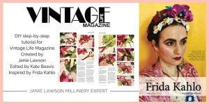 Janie Lawson for Vintage Life Magazine