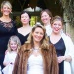 sally wedding head dress copy