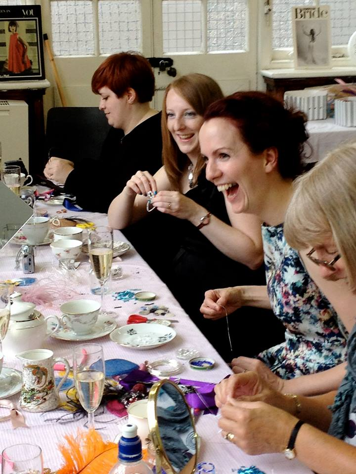 hen party workshop