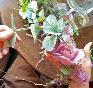 floral crown workshop London