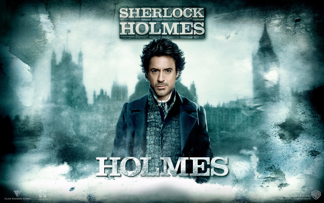 We can't guarantee that your Sherlock Holmes will look like this but here's hoping!