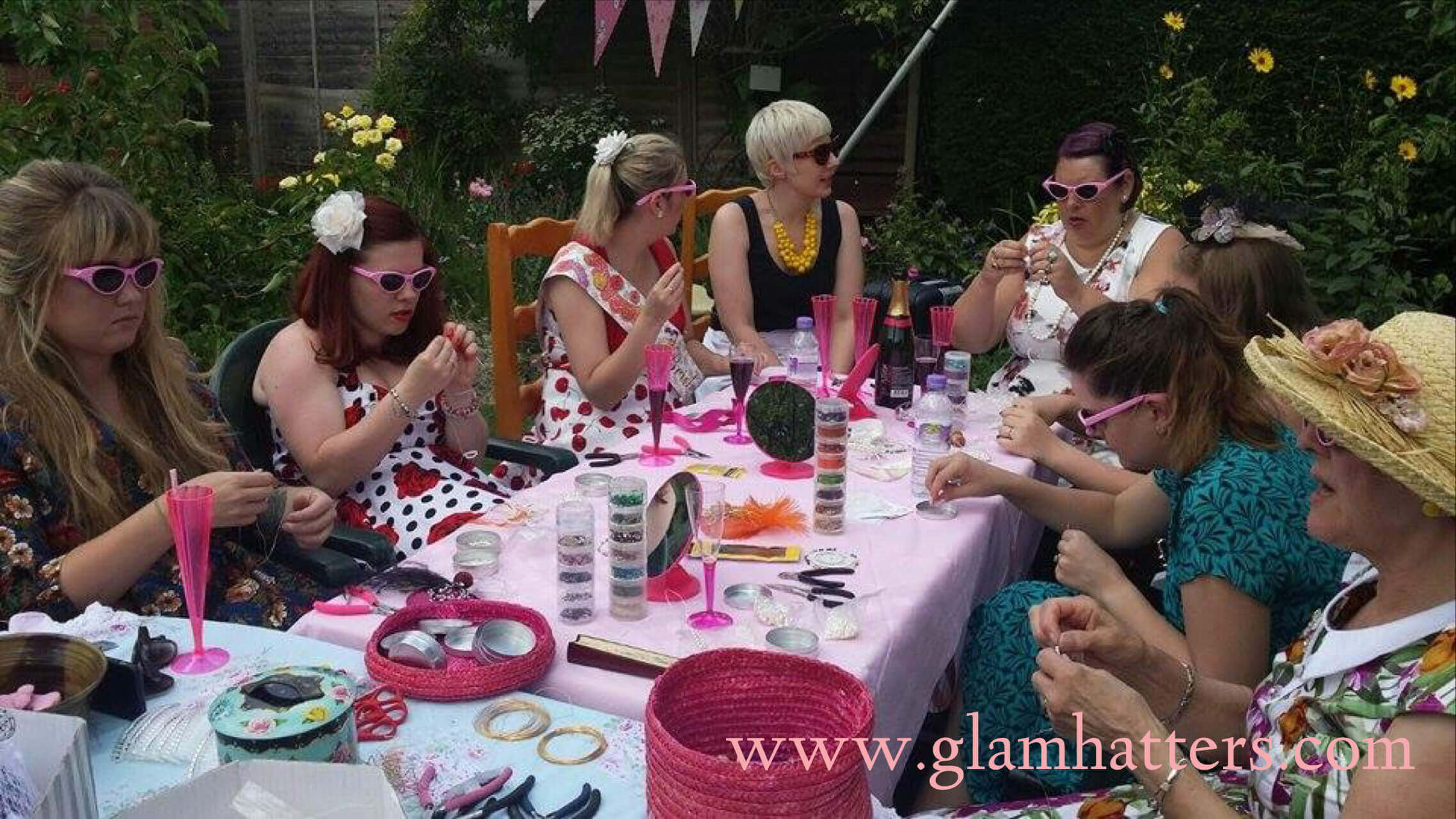 summer hen party