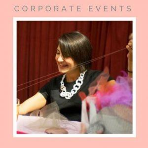 CREATIVE CORPORATE EVENTS