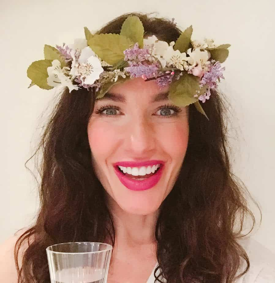 Flower crown workshop the perfect hen party activity for a boho boho bride tip number 1 the earlier you plan your boho wedding the better izmirmasajfo