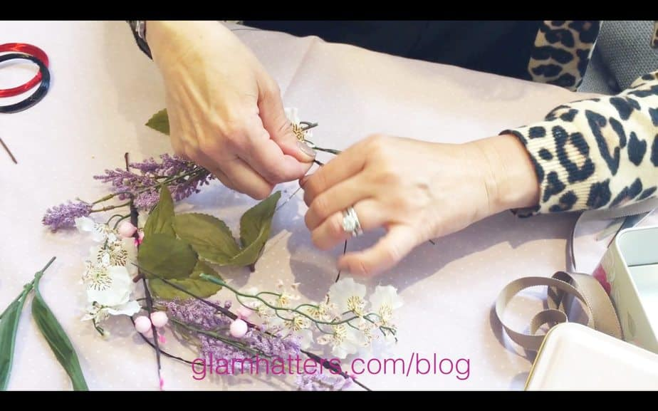 How To Make A Flower Crown 8
