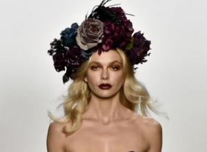 Ascot Millinery Trends 2017 - flowers