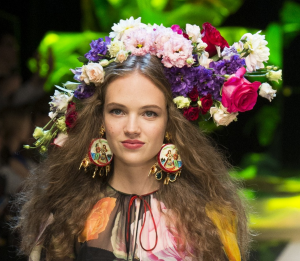 Floral Crown Trend