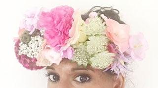 Hen Party Flower Crown Workshop