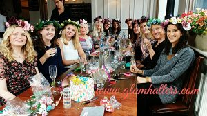 organising a stylish hen do in Cardiff