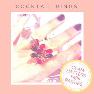 Cocktail Ring Hen Do