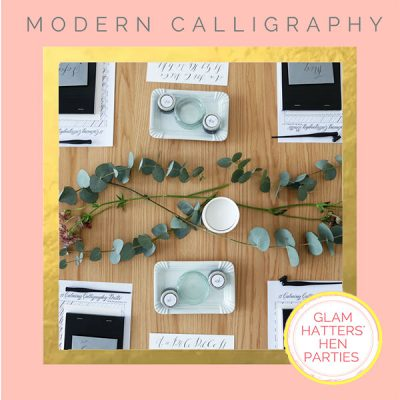 modern calligraphy class London