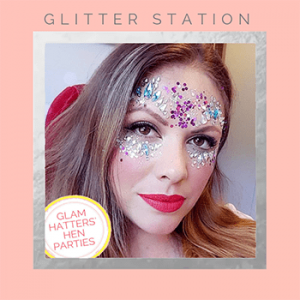 Glitter Station Hen Party