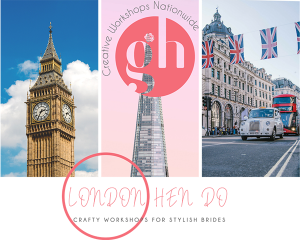 London Hen Do Ideas