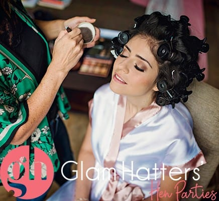 ladies pamper party London