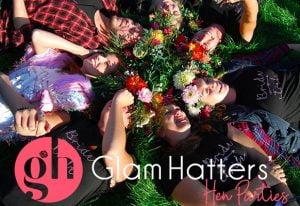 Glamping Flower Crown Workshop near Cardiff