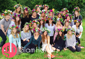 Glamping Hen Party