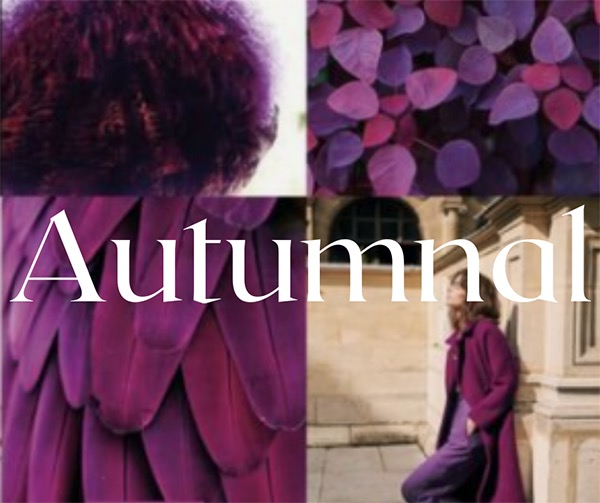 Autumn Colored DIY Flower Crown Kit